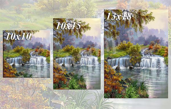 Печать фотографий 10 на 10