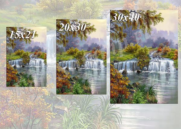 Печать фотографий 15 на 21