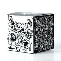 Коробка под кружку черная, картон