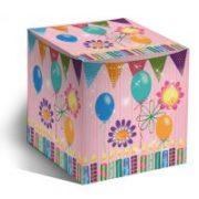 Коробка под кружку С Днём Рождения