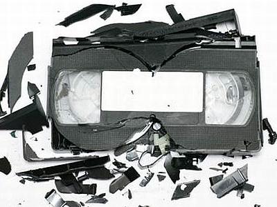 Ремонт видеокассет