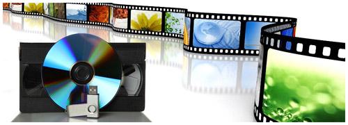 Услуги по оцифровки видео в Москве