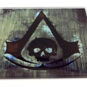 Стеклянная подставка Assassin's